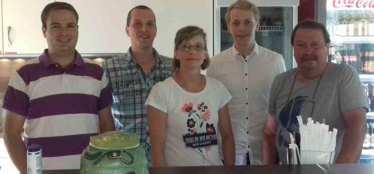 Bürgermeisterkandidat Wicklein veranstaltete Familiensonntag auf der Edelweißhütte
