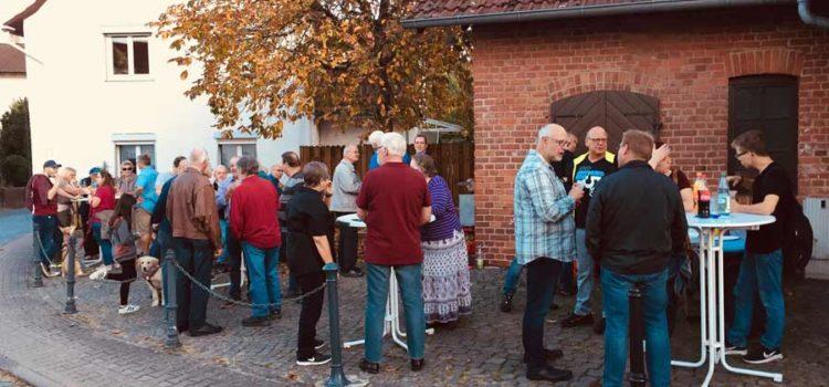 """Andreas Wicklein zieht positives Zwischenfazit seiner Aktion """"Gemeinsam mit Andreas """""""